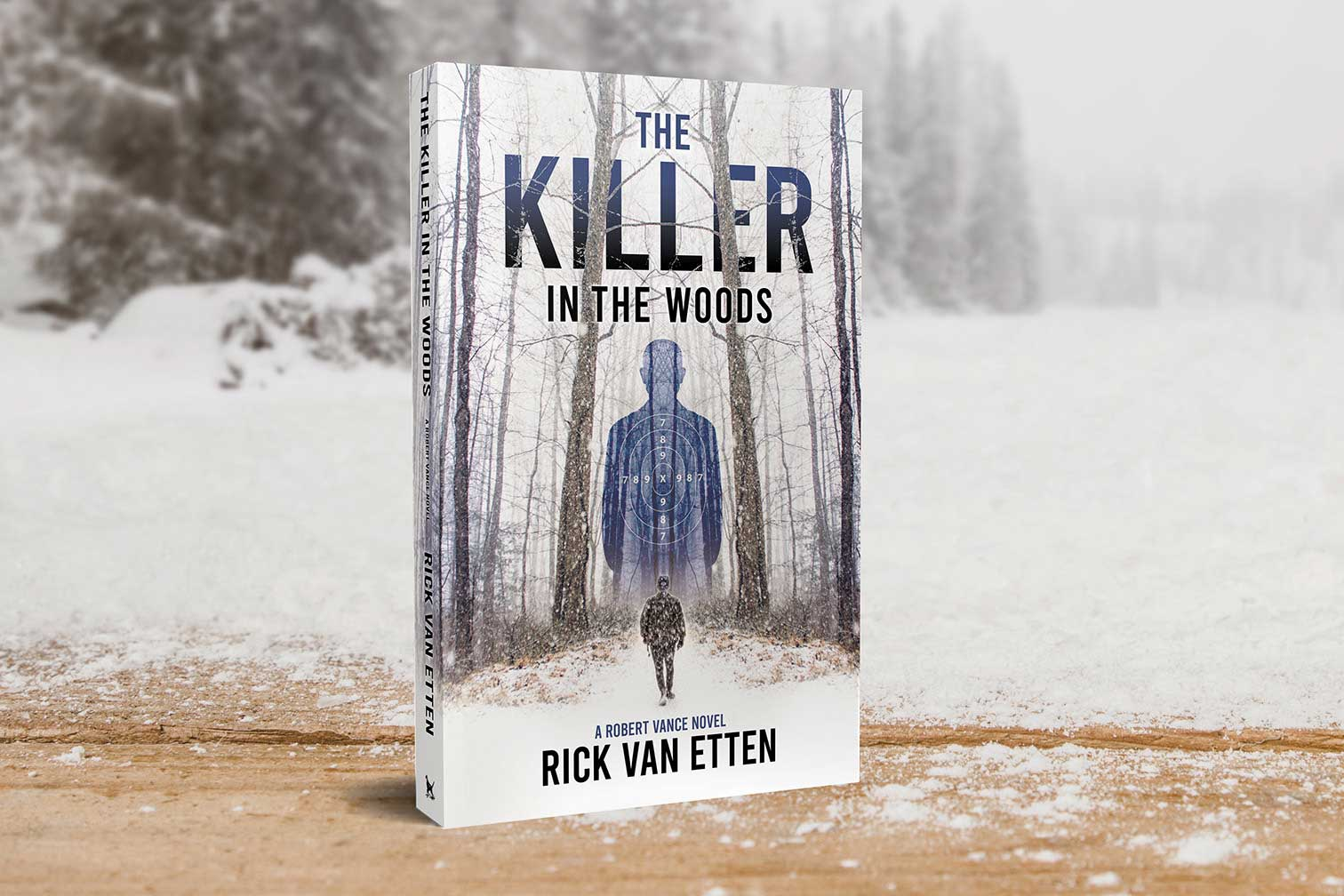 the killer in the woods book cover